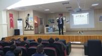 MILLI EĞITIM MÜDÜRLÜĞÜ - Tut İlçesinde Milli Eğitim Personellerine İş Güvenliği Eğitimi Verildi