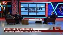 SEYFETTIN AZIZOĞLU - Vali Azizoğlu'ndan İstihdam Müjdesi