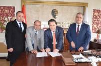 BELEDİYE BAŞKANLIĞI - Yakakent Belediyesi İle İŞKUR Arasında Protokol İmzalandı