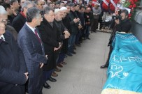 İSMAİL RÜŞTÜ CİRİT - Yargıtay Başkanı Cirit'in Acı Günü