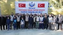 İDLIB - Yedi Başak'tan Suriye'ye İnsani Yardım