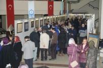 FEN EDEBİYAT FAKÜLTESİ - Yıldırım'da 'Esma-Ül Hüsna' Sergisi Ve Sohbeti