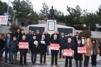 EĞITIM İŞ - Yozgat'ta 'Başkanlığa Hayır' Eylemi Yapıldı