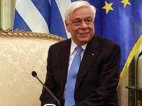 KıBRıS - Yunanistan Cumhurbaşkanı Yarın Rum Kesiminde
