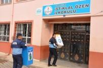 AMBALAJ ATIKLARI - Zile'de Okullara Geri Dönüşüm Kutusu