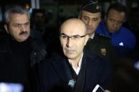 KAMU GÖREVLİSİ - Adana Valisi Mahmut Demirtaş Açıklaması '3'Ü Ağır 11 Yaralımız Var'