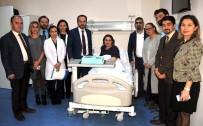 SAKIP SABANCI - ADÜ Diş Hekimliği Fakültesi 1000'İnci Hastasını Kabul Etti