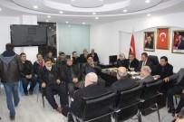 AHMET AYDIN - AK Parti Kahta İlçe Teşkilatı Meclis Faaliyetlerini Değerlendirdi