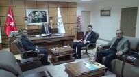 KENDIRLI - AK Parti Teşkilatından İl Müftüsüne Ziyaret