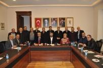 BAYRAM ÖZTÜRK - AK Parti Trabzon Seçim İşleri Başkanlar Toplantısı Yapıldı.