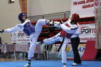 FEDERASYON BAŞKANI - Alanya'da Türkiye Tekvando Şampiyonası