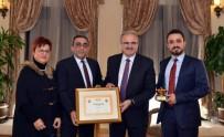 GIDA TAKVİYESİ - Altın Havan Ödülü Antalya'da
