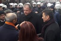 BASIN AÇIKLAMASI - Ankara'da Hrant Dink Anmasında Gerginlik