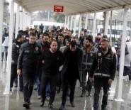 SUÇ ÖRGÜTÜ - Antalya'da Tefecilik Çetesi Çökertildi Açıklaması 19 Tutuklama