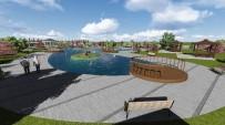 İSMAİL KARAKULLUKÇU - Arifiye'de Yapılan Kuğulu Park İnşaatı Devam Ediyor