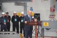 BÜLENT BOSTANOĞLU - 'Askeri Gemi İnşaat Projeleri 5.5 Milyar Doları Geçti'