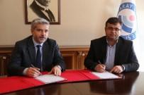 ASÜ, DKKYB İle İşbirliği Protokolü İmzaladı