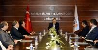 BERLIN - ATSO Başkan Yardımcısı Hacısüleyman'dan İş Adamlarına İmaj Çağrısı