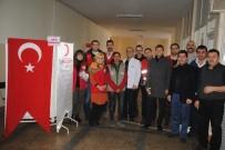 KAVAKLı - Aydınlı Gençlerden Kızılay'ın Azalan Kan Stoklarına Destek