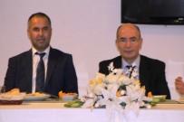 NAMIK KEMAL NAZLI - Ayvalık'ta Eski İlçe Milli Eğitim Müdürü Bilen'e Daire Amirlerinden Veda Yemeği