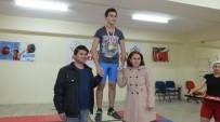 MUSTAFA ARSLAN - Balıkesir'de Halter Sporunu Burhaniyeli Gençler Temsil Ediyor