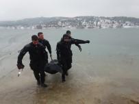 ADNAN ÖZTÜRK - Barajda Kaybolan Şahsın Cansız Bedenine Ulaşıldı