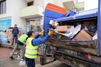 GERİ DÖNÜŞÜM - Başiskele'de Geri Dönüşüm Ve Atık Toplama Çalışmaları Sürüyor