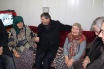 MUSTAFA KARADENİZ - Başkan Alemdar Yaşlılara Ziyaretlerini Sürdürüyor