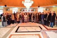 CEMEVI - Başkan Çamyar, Cemevi Çevre Düzenleme Çalışmasını İnceledi