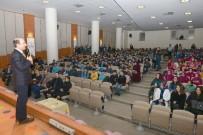 GERİ DÖNÜŞÜM - Başkan Edebali Öğrencilere Enerji Tasarrufunu Anlattı