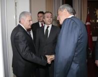 YENİ ANAYASA ÇALIŞMALARI - Başkan Karaosmanoğlu, Başbakan Binali Yıldırım'la Görüştü