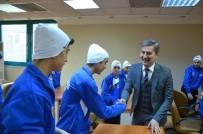 BEDEN EĞİTİMİ ÖĞRETMENİ - Başkan Şirin Sporcu Öğrencileri Ağırladı