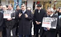 BASIN AÇIKLAMASI - Başkent'te Hrant Dink Anmasında Gerginlik