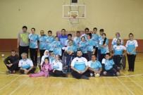BEDENSEL ENGELLİ - Bedensel Engelli Sporcular Dostluk Maçında Biraraya Geldi