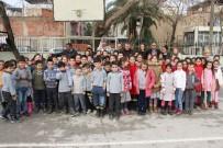 SPOR BİLİNCİ - Beşiktaşlı Fevzi'den Öğrencilere Jest