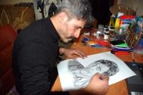 METAFIZIK - Bitlisli Ressam Destek Bekliyor