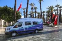 TURGUTREIS - Bodrum'da Mobil Vezne Hizmete Hazır