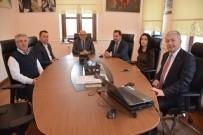 BULGAR - Bulgaristan'ın Pomorie Ve Strastin Belediyelerinden Süleymanpaşa Belediyesi'ne Ziyaret