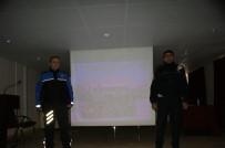 Çermik'te Polisler Meslekleri Hakkında Öğrencileri Bilgilendirdi