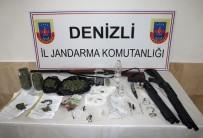 EROIN - Denizli'de Jandarmadan Şafak Operasyonu Açıklaması 10 Gözaltı