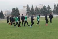 HALUK ULUSOY - Denizlispor, Bandırmaspor Maçına Odaklandı