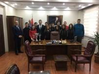 TAŞKıRAN - Devrek Hamidiye Anadolu Lisesi Kros Karşılaşmalarında Birinci Oldu