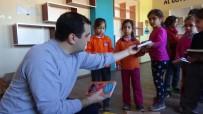 KÜTÜPHANE - Dr. Serkan Besli Kendini Eğitime Adadı