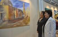 TÜRK DÜNYASI - Dünya Ressamlarının Adana'yı Resmettiği Sergi Açıldı