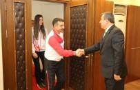 MUSTAFA ÖZTÜRK - Dünya Şampiyonu Eray Şamdan Darıca İçin Yarışacak
