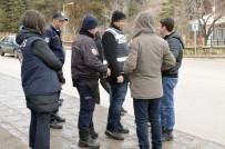 KIŞ LASTİĞİ - Emniyet Müdürlüğünden Kastamonu'da Trafik Ve Güvenlik Denetimi