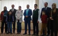 MUHAMMET FATİH SAFİTÜRK - Erciş'te TEOG Birincileri Ödüllendirildi