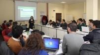 TEKNOPARK - Erciyes Teknopark'ta, Akademisyenlere Erasmus Fonlariyla İlgili Proje Yazma Eğitimi Düzenlendi