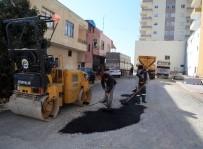 KARGıPıNARı - Erdemli'de Aşırı Yağıştan Etkilenen Yollar Düzeltiliyor