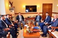 Erzincan OSB'de Yapılması Planlanan Tıbbi Cihaz-İlaç Üretim Ve Ar-Ge Tesisi Görüşüldü
